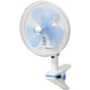 華芝 18cmクリップ扇風機 EF−185CX A|eeemo