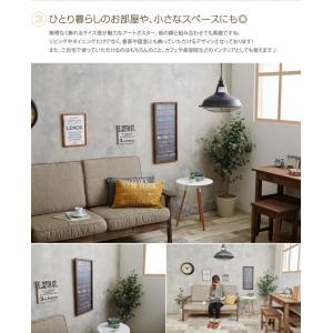 Veleta Art Poster アートポスター ポスター ウッドフレーム 床置き 可愛い 壁掛け オシャレ|eeena|04