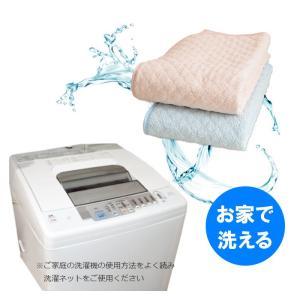 一年使える 京都西川 タオル地 綿 マイヤー 敷パッド シングルサイズ 100×205cm 敷きパッド オールシーズン タオル地 eefuton-y 05
