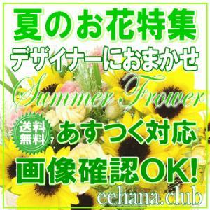 夏の贈りもの デザイナーにおまかせ12,000円 送料無料   15時まであすつく対応 eehana