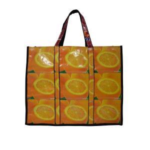 ジュースバッグ オレンジ|eei7