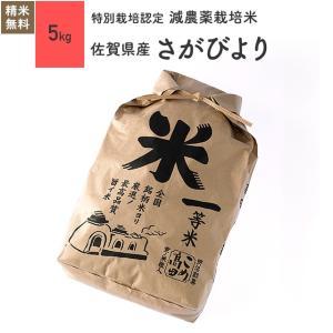 米 お米 5kg さがびより 佐賀県産 特別栽培米 令和2年産|eekome