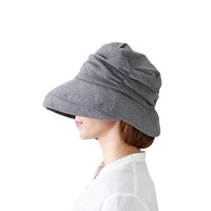 るるぶ ゆったりやわらか帽子|eel