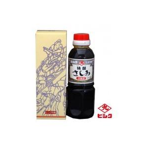 ヒシク藤安醸造 特醸 さしみ醤油 300ml×6本 S-036上(同梱不可)|eel