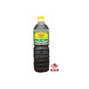 ヒシク藤安醸造 うすくちしょうゆ すいせん 1L×6本 箱入り(同梱不可)|eel