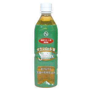 ジャパンヘルス サラシノール健康サポート茶 500ml×24本(同梱不可)|eel