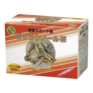 ジャパンヘルス 新サラシノール茶 1g×30包(同梱不可)|eel
