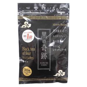 烏龍茶 黒の奇跡(3g×30包)|eel