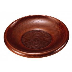 木製 4.0茶托 平安 うるし塗 001-581
