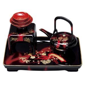 屠蘇器とは元旦の朝、家族の無病息災を願い屠蘇を飲む器です。  1年間の邪気を払い長寿を願って正月に飲...