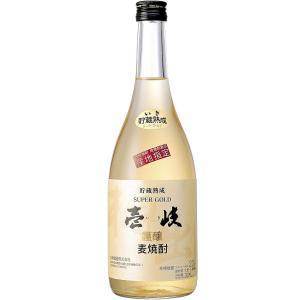 """""""スペインでシェリー酒に使用したホワイト・オーク樽で貯蔵アルコール22%に調整された壱岐は、やさしさ..."""