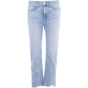 ラグ&ボーン Rag and Bone レディース ジーンズ・デニム ボトムス・パンツ Nina High Rise Ankle Cigarette Jeans LAPIS ef-3