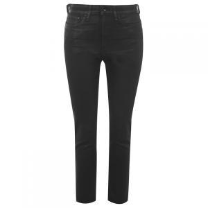 ラグ&ボーン Rag and Bone レディース ジーンズ・デニム ボトムス・パンツ Nina High Rise Coated Jeans COATED BLK ef-3