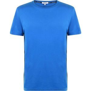 カルバンクライン Calvin Klein メンズ Tシャツ トップス Tee Imperial Blue ef-3