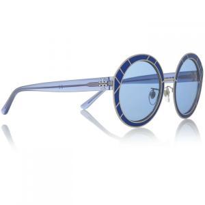 トリー バーチ Tory Burch レディース メガネ・サングラス Silver Ty6062 Round Sunglasses Silver|ef-3