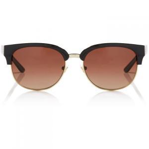 トリー バーチ Tory Burch レディース メガネ・サングラス Black TY9047 square sunglasses Black|ef-3