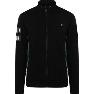 カルバンクライン Calvin Klein Performance メンズ ジャケット アウター Calvin Full Zip Jacket CK Black|ef-3