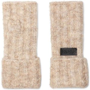 アグ Ugg レディース 手袋・グローブ Boucle Fingrless Gloves Oatmeal|ef-3