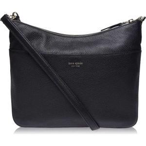 ケイト スペード Kate Spade レディース ショルダーバッグ バッグ Polly Medium Shoulder Bag BLACK|ef-3