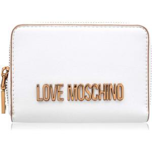 モスキーノ Love Moschino レディース バッグ LM PV S Logo Zip SN WHITE BIANCO ef-3