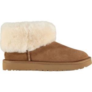 アグ Ugg レディース ブーツ シューズ・靴 Classic Mini Boots Chestnut|ef-3