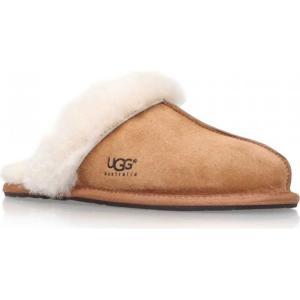 アグ Ugg レディース スリッパ シューズ・靴 Scuffette II slippers Camel|ef-3