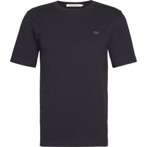 カルバンクライン Calvin Klein Jeans メンズ Tシャツ トップス CK T-Shirt Black|ef-3