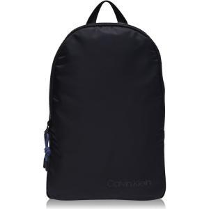 カルバンクライン Calvin Klein メンズ バックパック・リュック バッグ Trail Backpack Black|ef-3
