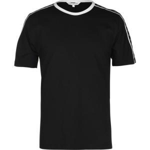 カルバンクライン Calvin Klein Jeans メンズ Tシャツ トップス Tee Black Beauty|ef-3