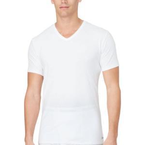 カルバンクライン Calvin Klein メンズ Tシャツ 2点セット トップス 2 Pack T-Shirts White|ef-3