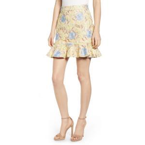 エンドレスローズ ENDLESS ROSE レディース ミニスカート スカート Lace Overlay Miniskirt Multi|ef-3