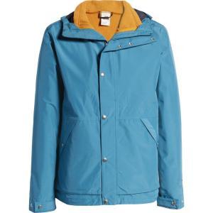 ザ ノースフェイス THE NORTH FACE メンズ ジャケット アウター Waterproof TriClimate Bronzeville Jacket Mallard Blue|ef-3