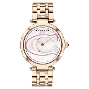 コーチ COACH レディース 腕時計 Park Bracelet Watch, 34mm|ef-3
