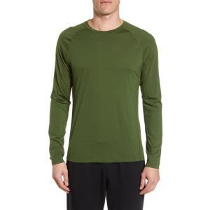 スマートウール SMARTWOOL メンズ Tシャツ トップス Stripe Merino Blend T-Shirt|ef-3