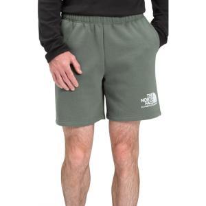 ザ ノースフェイス THE NORTH FACE メンズ ショートパンツ ボトムス・パンツ Coordinates Sweat Shorts Agave Green|ef-3
