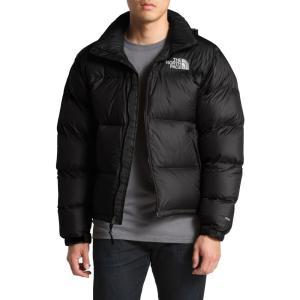 ザ ノースフェイス THE NORTH FACE メンズ ダウン・中綿ジャケット アウター Nuptse 1996 Packable Quilted Down Jacket Tnf Black|ef-3