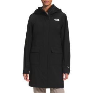 ザ ノースフェイス THE NORTH FACE レディース レインコート アウター City Breeze Waterproof Rain Jacket Tnf Black|ef-3
