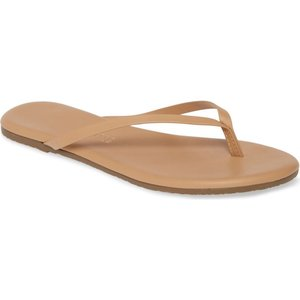 ティキーズ TKEES レディース ビーチサンダル シューズ・靴 Foundations Matte Flip Flop Cocobutter|ef-3