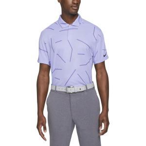ナイキ NIKE GOLF メンズ ゴルフ ドライフィット ポロシャツ トップス Nike Dri-Fit Tiger Woods Golf Polo Purple Pulse/Black|ef-3