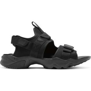 ナイキ NIKE メンズ サンダル シューズ・靴 Canyon Sandal Black/Black/Black|ef-3
