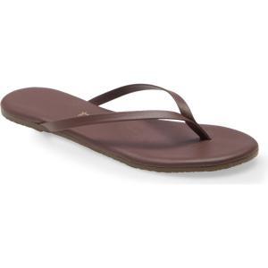 ティキーズ TKEES レディース ビーチサンダル シューズ・靴 Foundations Shimmer Flip Flop Deep Glow|ef-3