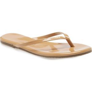 ティキーズ TKEES レディース ビーチサンダル シューズ・靴 Foundations Gloss Flip Flop Cocobutter|ef-3