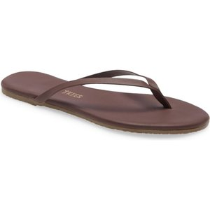 ティキーズ TKEES レディース ビーチサンダル シューズ・靴 Foundations Matte Flip Flop Deep Glow|ef-3