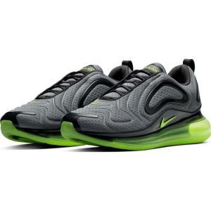 ナイキ NIKE メンズ スニーカー エアマックス 720 シューズ・靴 Air Max 720 Sneaker Grey/Anthracite/Green|ef-3