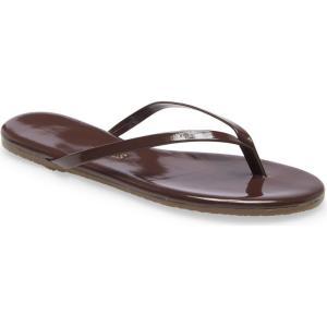 ティキーズ TKEES レディース ビーチサンダル シューズ・靴 Foundations Gloss Flip Flop Deep Glow|ef-3