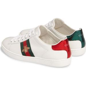 グッチ GUCCI レディース スニーカー シューズ・靴 New Ace Sneaker|ef-3