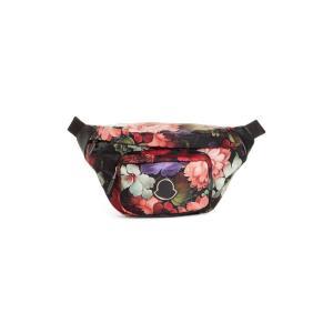■カラー Red(レッド)  ■商品説明 花柄 フラワープリント フローラル ベルトバッグ  ※こち...