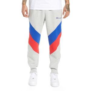チャンピオン CHAMPION メンズ スウェット・ジャージ ボトムス・パンツ Colorblock Track Pants|ef-3