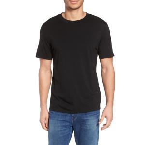 スマートウール SMARTWOOL メンズ Tシャツ トップス Merino 150 Wool Blend T-Shirt Black|ef-3