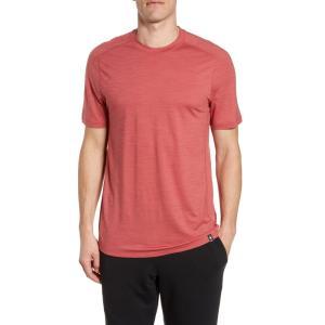 スマートウール SMARTWOOL メンズ Tシャツ トップス Merino Blend Tech T-Shirt|ef-3